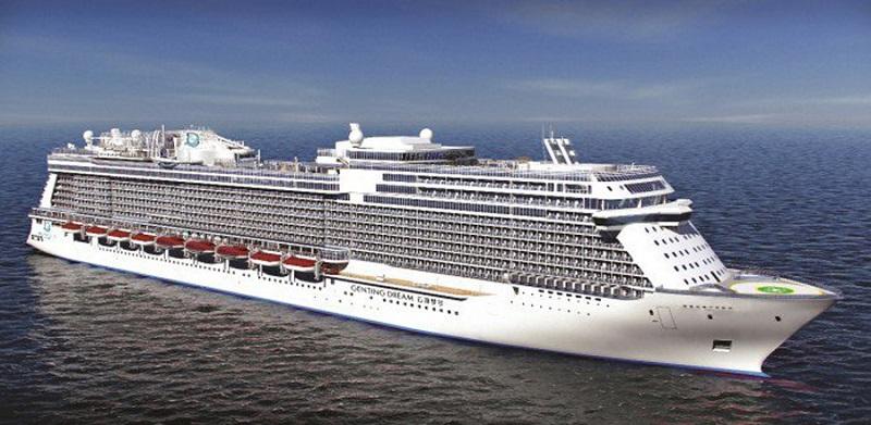 Nasce Dream Cruises, nuova compagnia premium per il mercato asiatico