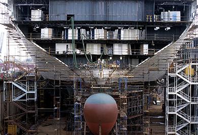 Finalizzato l'ordine di cinque navi per il gruppo Carnival