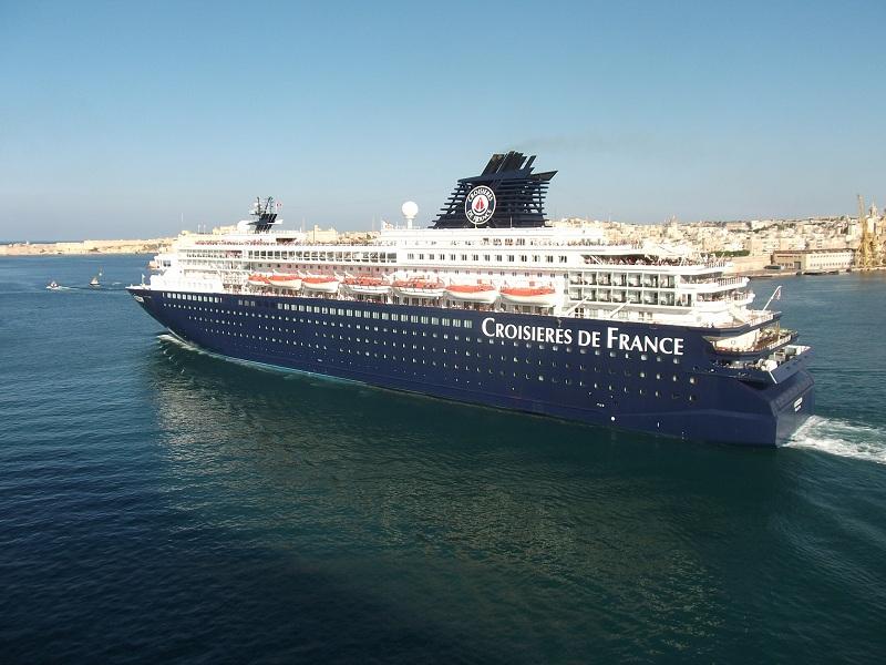 Croisières de France potrebbe cessare le operazioni nel 2017