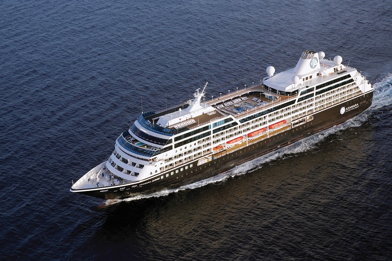 Royal Caribbean Group vende Azamara a Sycamore Partners