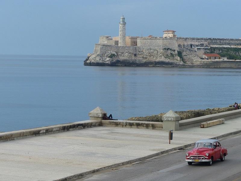 Cancellate tutte le crociere verso Cuba