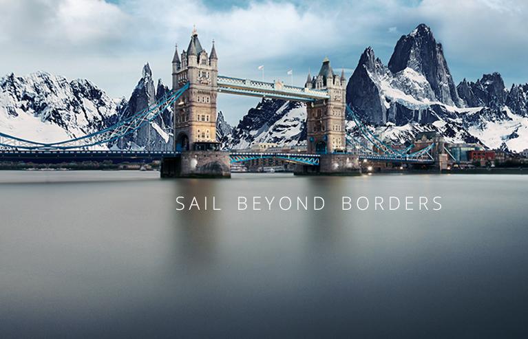 Sail Beyond Borders La Nuova Campagna Pubblicitaria Di Celebrity Cruises Che Sfida Donald Trump Cruise Lifestyle