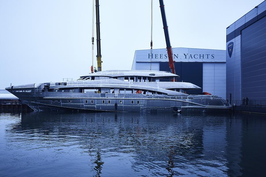 Heesen Yachts HY18250