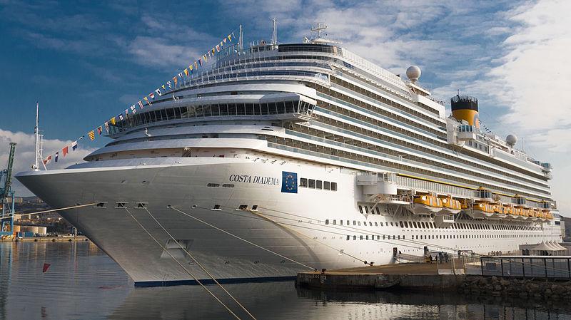 Guide Berlitz 2017 – Le navi di Costa Crociere