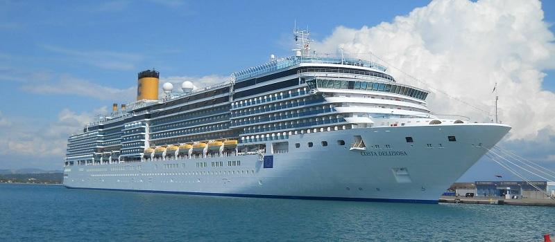 Guide berlitz 2017 le navi di costa crociere cruise for Costa deliziosa ponti