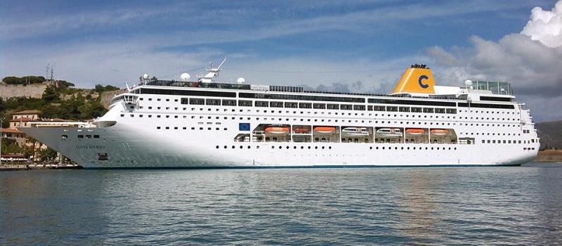 Costa Crociere sceglie San Giorgio del Porto per la trasformazione di Costa neoRiviera in AIDAmira