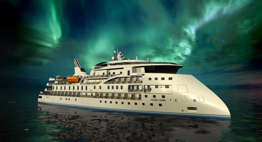 SunStone Ships ordina la sesta Infinity