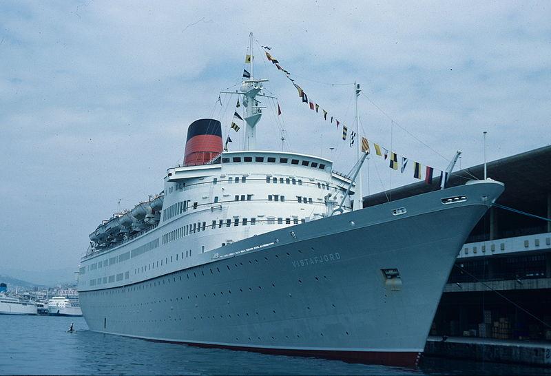 Fallisce il progetto di convertire in hotel galleggiante la ex Vistafjord