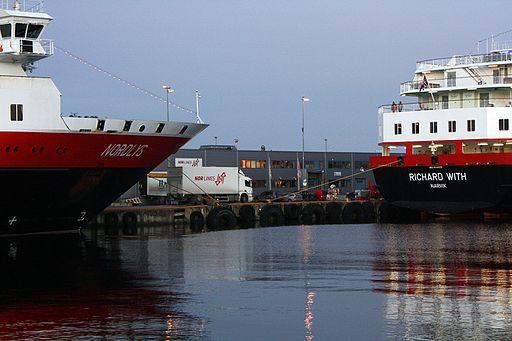 La Norvegia vuole la concorrenza nel servizio costale