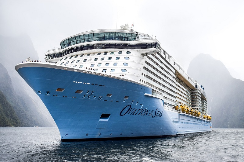 Norovirus sulla Ovation of the Seas