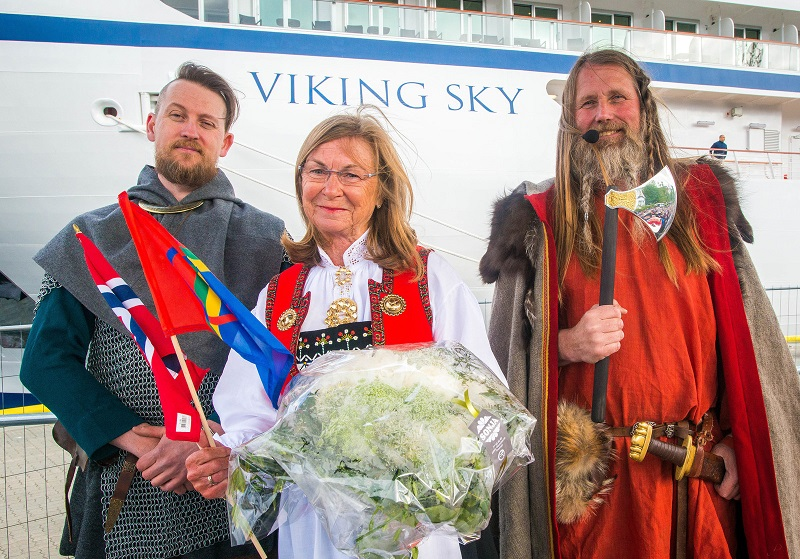 Viking Cruises Vikings