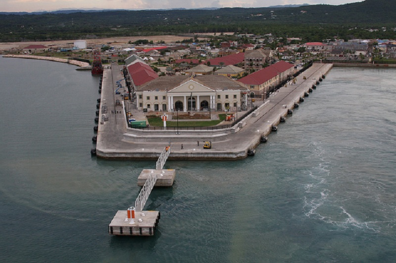 Royal Caribbean cancella gli scali a Falmouth
