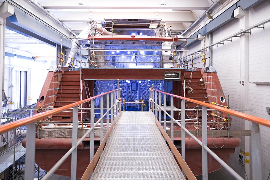 Floating Life e CCN rivelano maggiori dettagli sullo stato di avanzamento lavori del K40