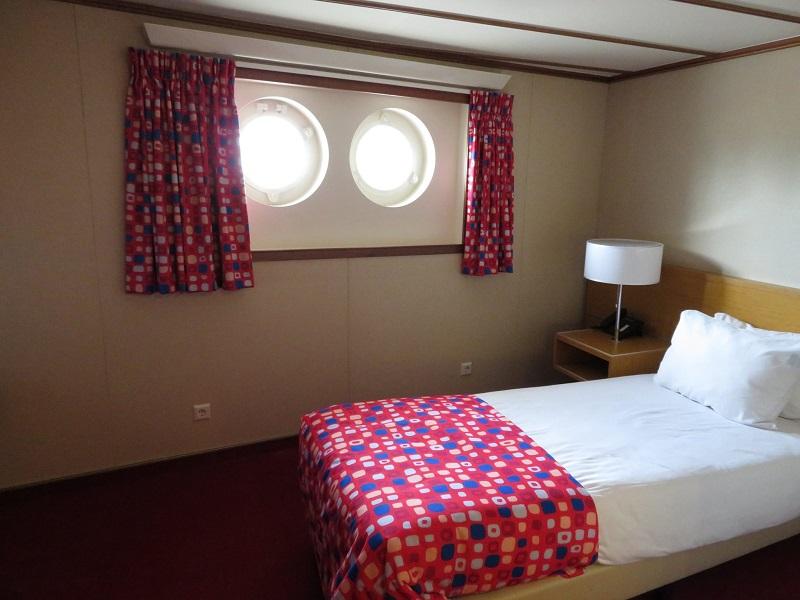 FOCUS. SS Rotterdam: l'hotel