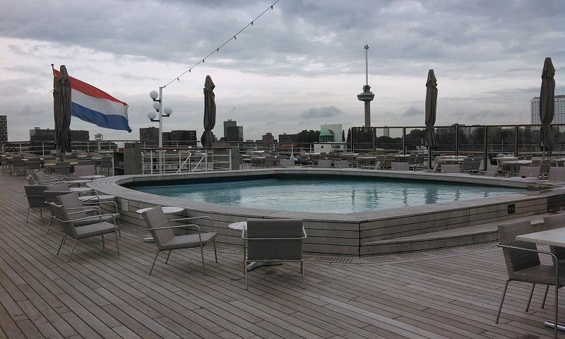 FOCUS. SS Rotterdam: i servizi