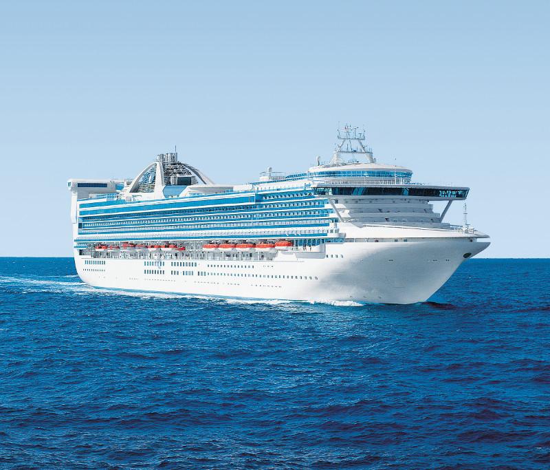 Golden Princess sarà trasferita alla flotta P&O Cruises Australia