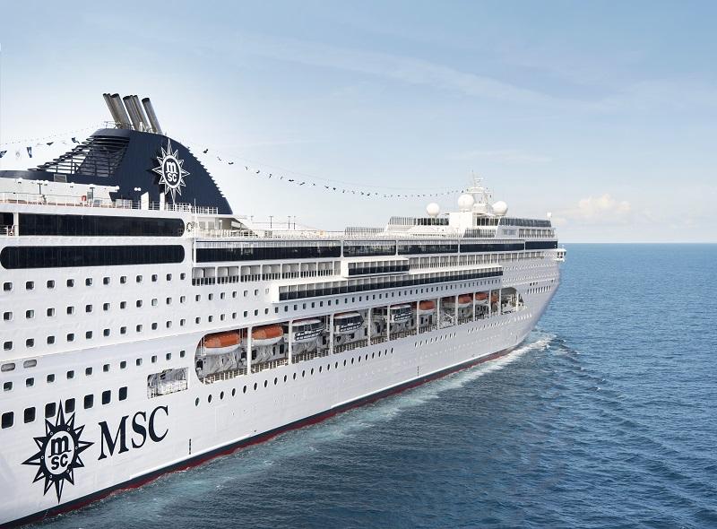 Anche MSC Lirica lascia la Cina e ritorna nel Mediterraneo