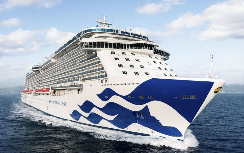 Princess Cruises to Name Next Ship Sky Princess (PRNewsfoto/Princess Cruises)