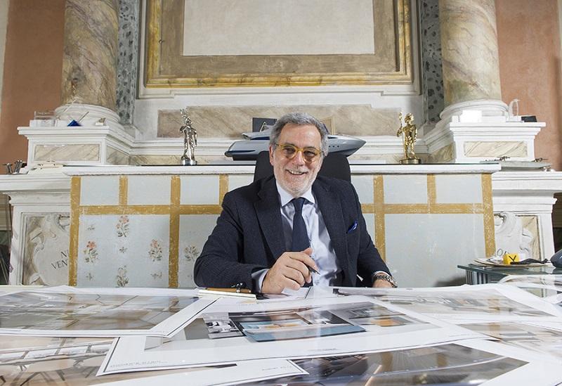 Tommaso Spadolini festeggia 40 anni di lavoro e successi dedicati al mare