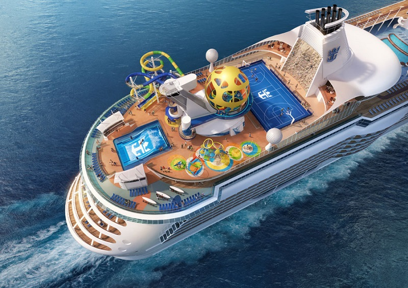 Royal Caribbean presenta il programma Royal Amplified