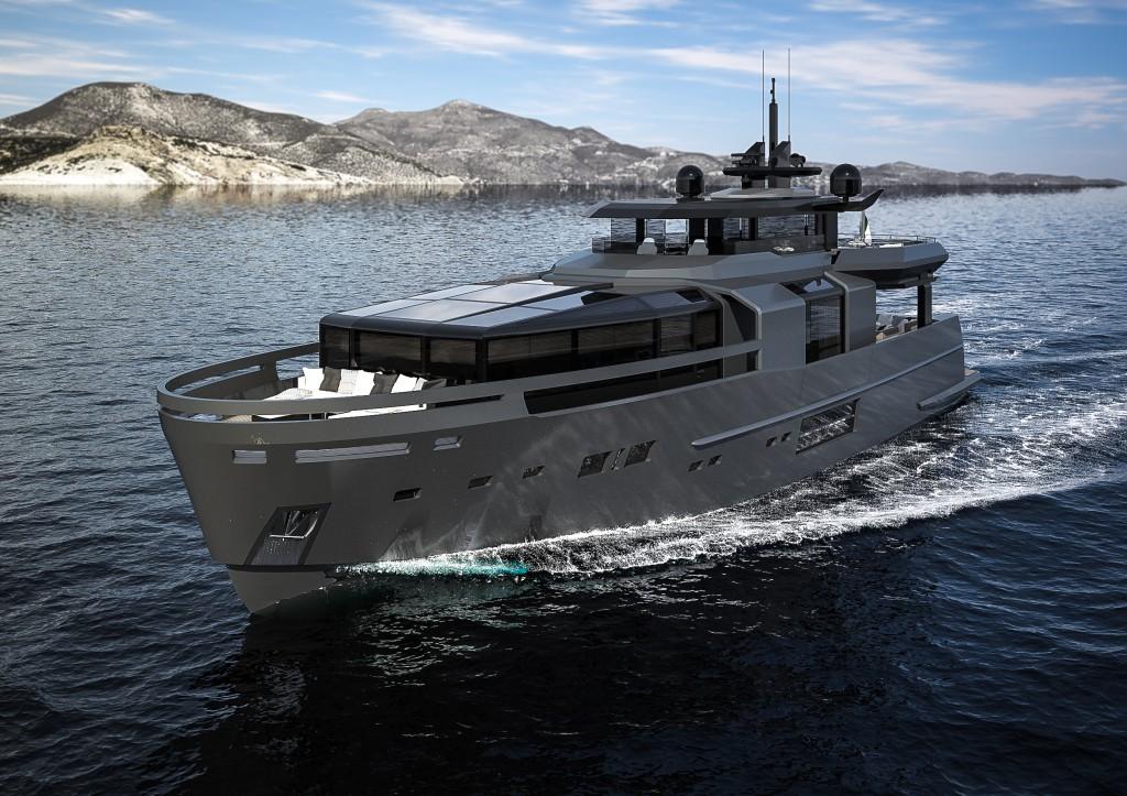 Il nuovo Arcadia A105 farà il suo debutto mondiale al prossimo Cannes Yachting Festival 2018