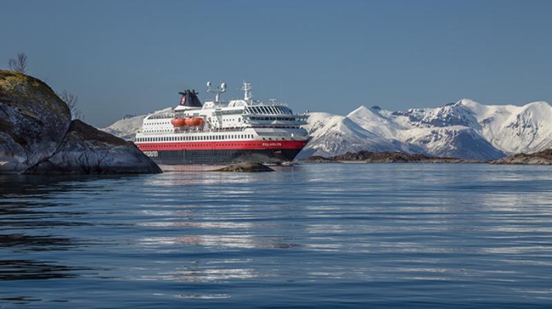 Un piano da 150 milioni di dollari per convertire le navi Hurtigruten dall'alimentazione diesel all'LNG