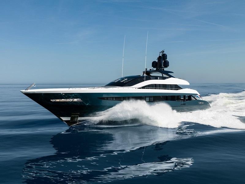 Heesen consegna Irisha, innovativo 51 metri full-custom