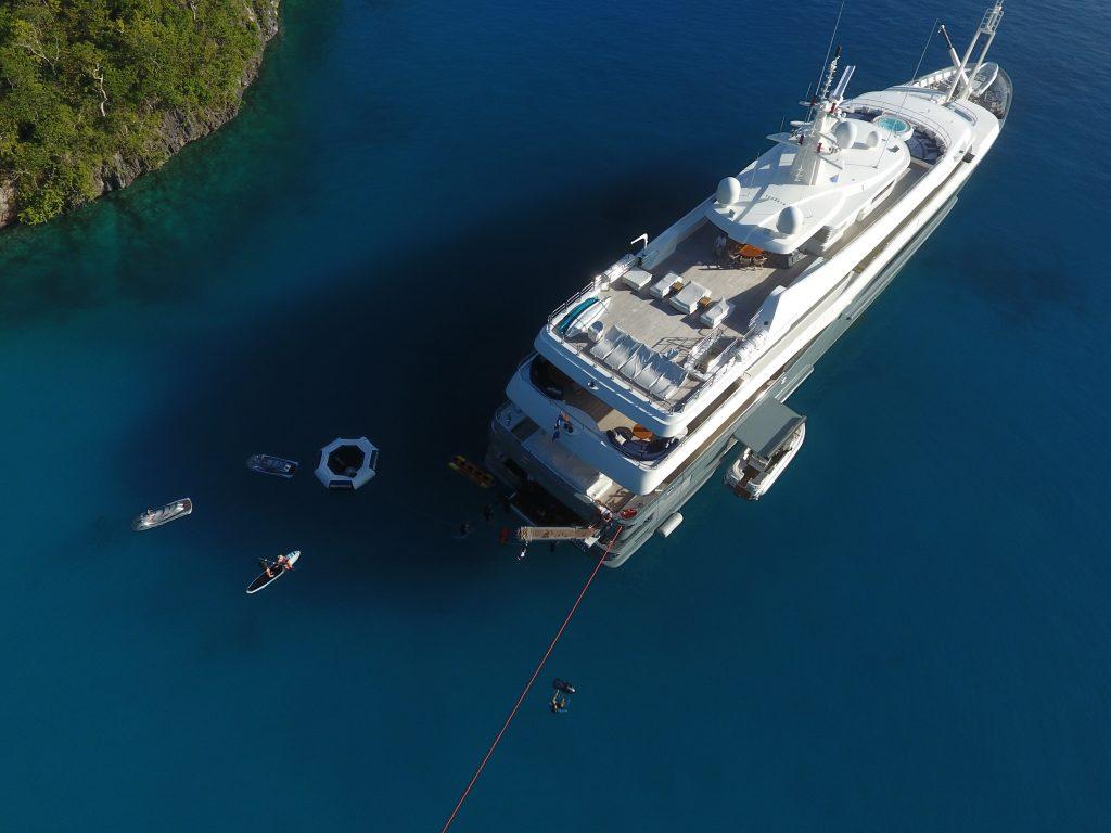 CRN M/Y Constance si aggiudica il Voyager's Award ai World Superyacht Awards