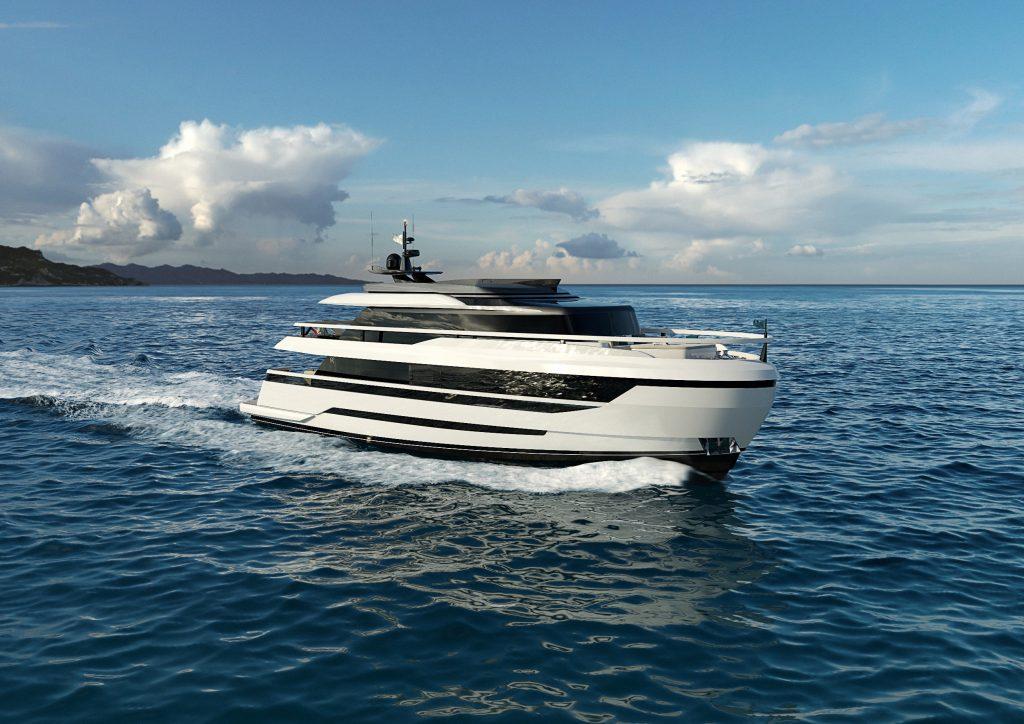 Venduto il nuovo EXTRA 93 by ISA Yachts