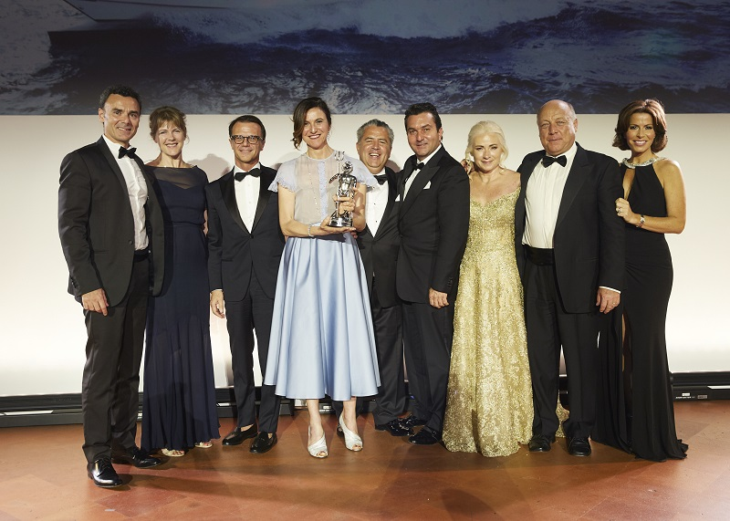 Azimut Grande 35 sul podio ai World Superyacht Awards 2018