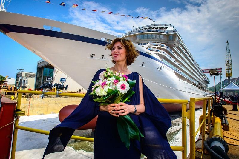 Varata Viking Jupiter, sesta nave di Viking Cruises