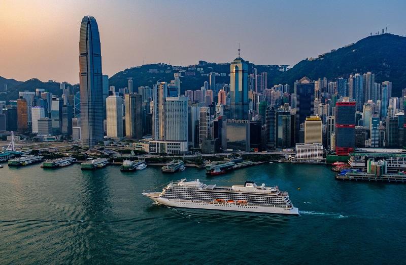 Ultimate World Cruise, il giro del mondo più lungo mai programmato da una compagnia di crociere.