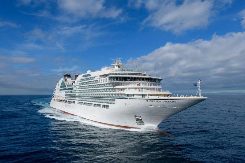 Fincantieri consegna Seabourn Ovation