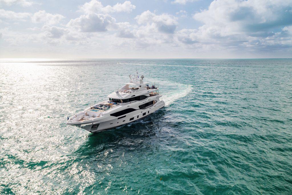 Benetti al FLIBS 2020 con due degli yacht di maggiore successo della categoria Class