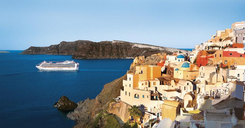 Le novità a bordo di Crown Princess, pronta per la sua stagione estiva nel Mediterraneo