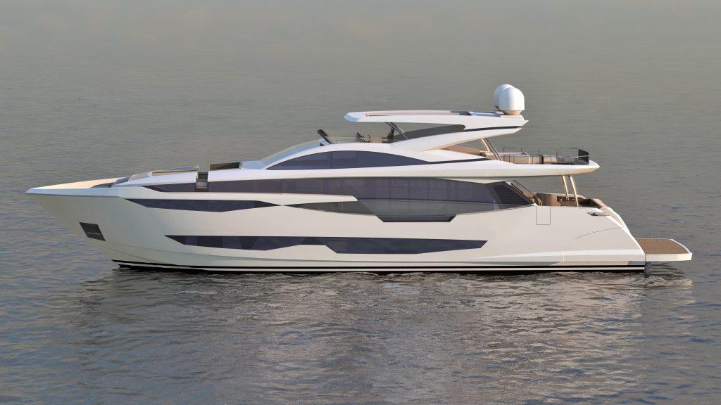 Pearl Yachts entra nel segmento dei superyacht con Pearl 95