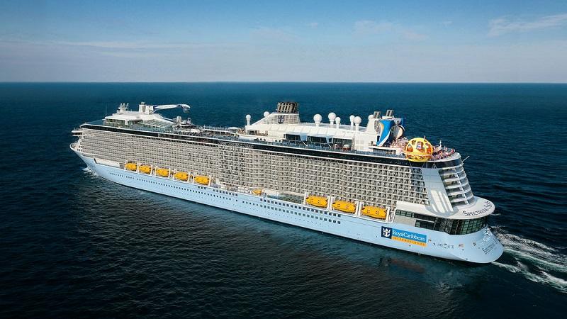 Royal Caribbean svela le novità di Spectrum of the Seas, specificamente progettata per il mercato cinese
