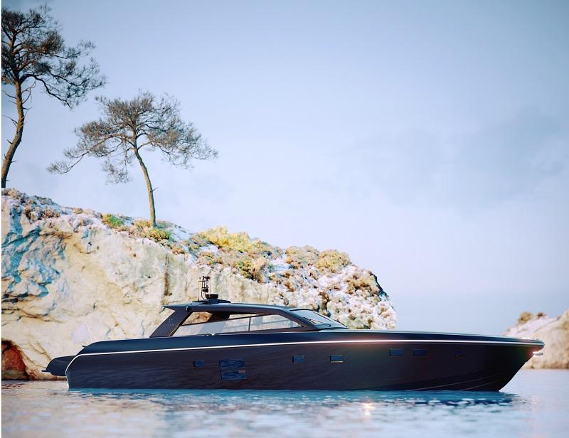 Svelato il design del nuovo one-off Otam 85 GTS