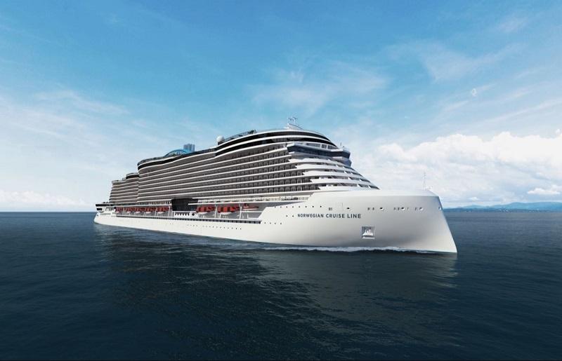 Norwegian Cruise Line Holdings conferma la commessa per la quinta e la sesta nave di classe Leonardo