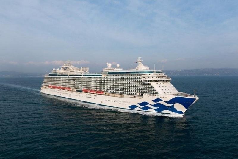 Princess Cruises ordina a Fincantieri due navi di nuova generazione da 175.000 tonnellate alimentate a LNG