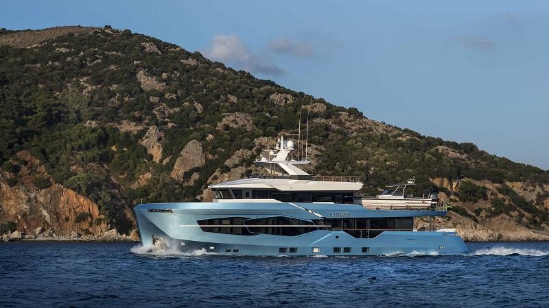 Numarine consegna il secondo superyacht da esplorazione compatto della serie 32XP