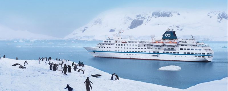 Hanseatic entra nella flotta One Ocean Expeditions come RCGS Resolute
