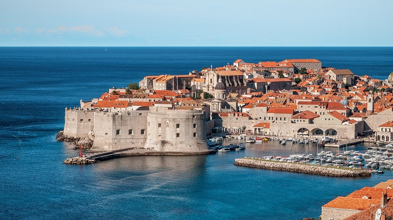 Nel 2019 solo due navi da crociera al giorno saranno ammesse a Dubrovnik