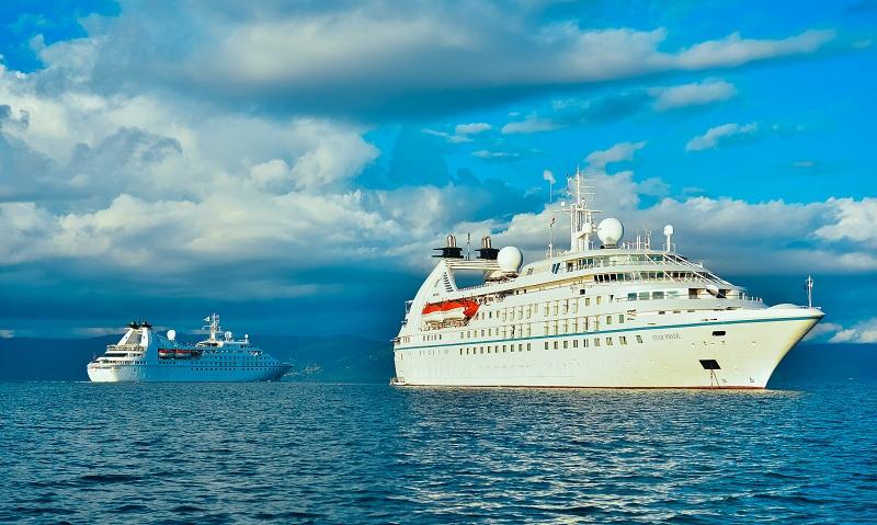 Diventa realtà il piano Star Plus per l'allungamento di tre navi Windstar Cruises
