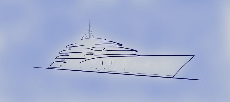 CRN vende un nuovo megayacht di 70 metri disegnato da Vallicelli
