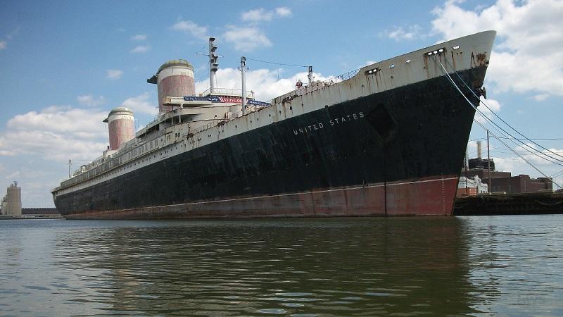 RXR Realty al lavoro per un progetto di riqualificazione della SS United States