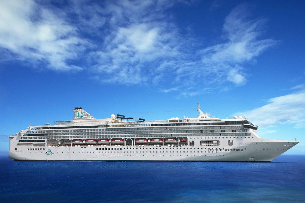 SuperStar Virgo diventerà Explorer Dream e proietterà Dream Cruises verso le prime destinazioni internazionali