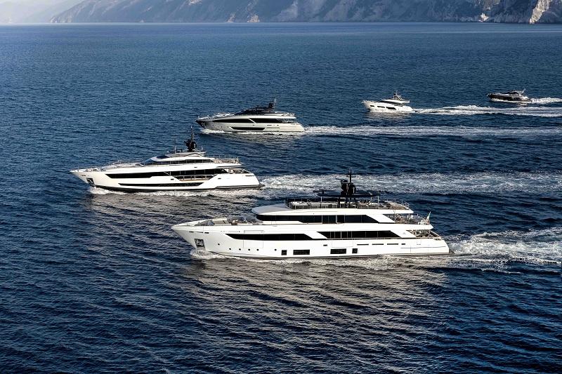 Il Gruppo Ferretti si conferma al secondo posto sul mercato della nautica d'eccellenza a livello mondiale