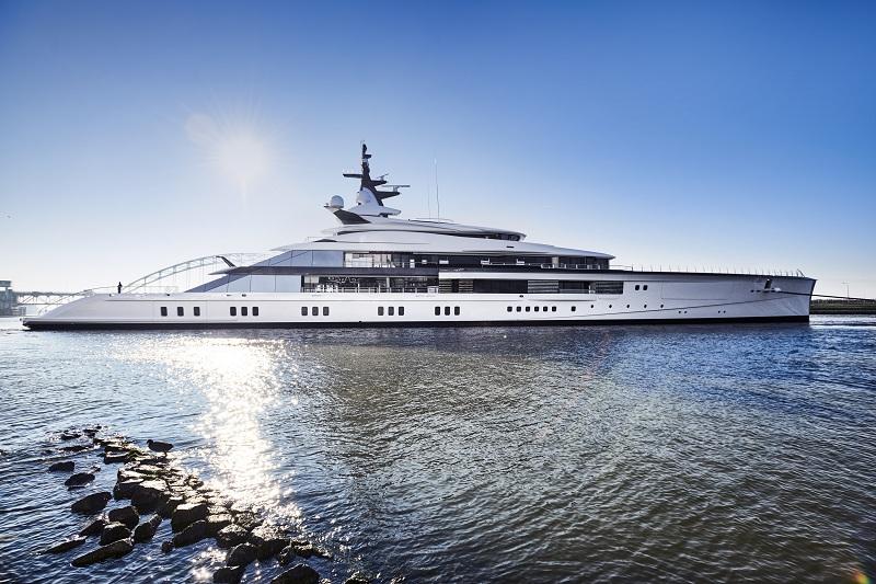 Project Bravo apre nuovi orizzonti nel design dei superyacht