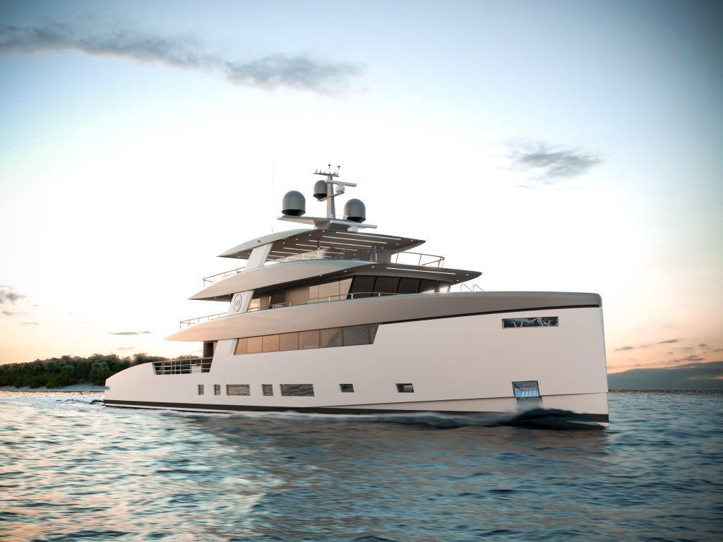 Rosetti Superyachts svela due nuovi concept di supply vessel da 35 e 50 metri disegnati da Giovanni Ceccarelli